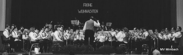 Großes Blasorchester, Weihnachten 1998Ltg. K.H. Linn