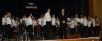 Musik & Spiel 2010,Gemeinsamer Abschluß von Jugendorchester und Großem Blasorchester